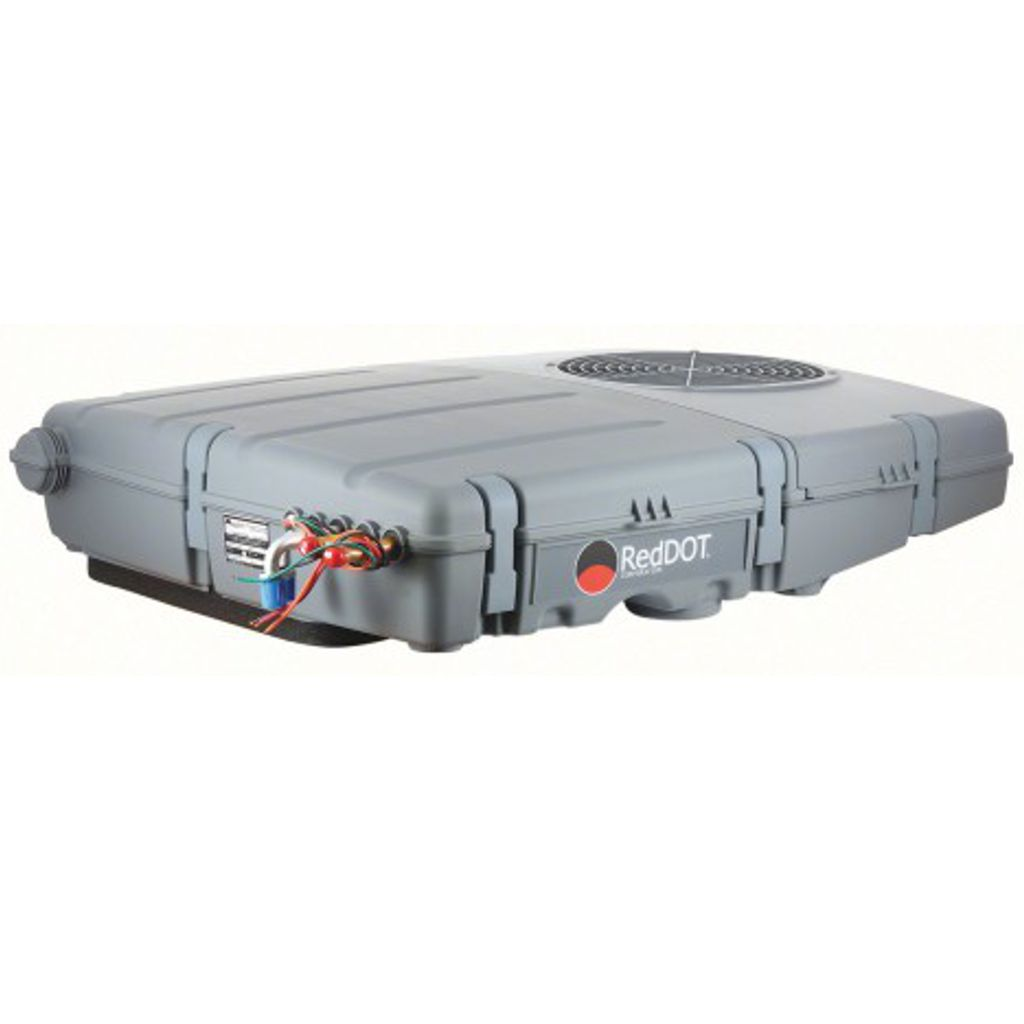Red Dot Air Conditioner