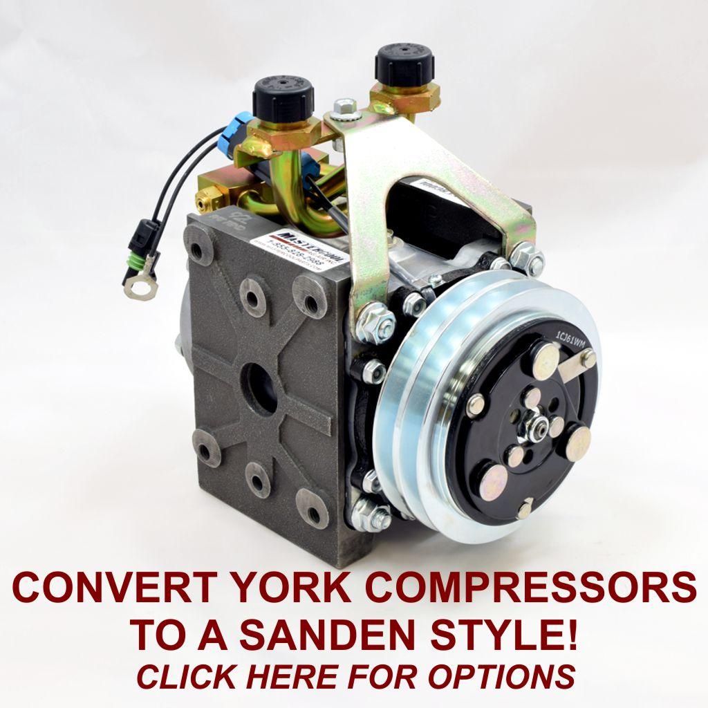 York-Sanden Conversion Kits